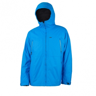 LIB TECH STRAIGHT Jacke 2013 heather blue