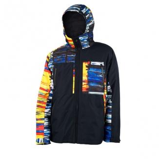 LIB TECH STRAIGHT Jacke 2013 sidewall color/black