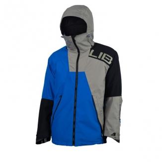 LIB TECH WAYNE THINSULATED Jacke 2013 black/blue/grey