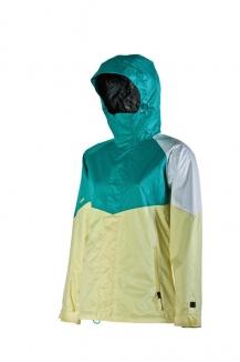NITRO LIMELIGHT Jacke 2013 lemonade/turquoise