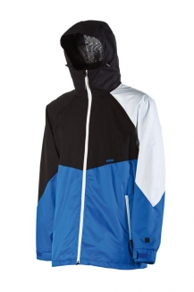 NITRO WHITE RIOT Jacke 2013 hero blue/black