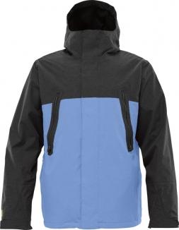 BURTON BRIGGS Jacke 2012 blue 23 true black