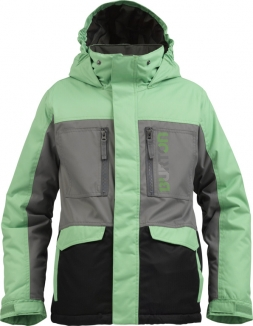 BURTON BOYS DISTORTION Jacke 2013 snooker/true black/jet pack