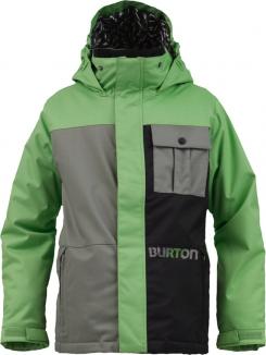 BURTON BOYS SLUDGE Jacke 2013 snooker/true black/jet pack