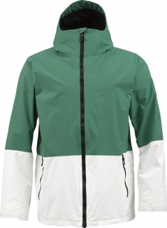 BURTON FACTION Jacke 2013 murphy/stout white