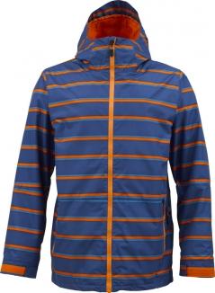BURTON FACTION Jacke 2013 royals marcos stripe