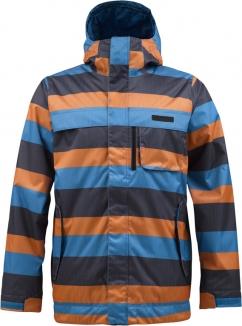 BURTON POACHER Jacke 2013 bombay servus stripe