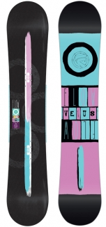FLOW VENUS Snowboard 2014 black - 151