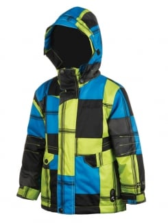 PROTEST NEXT TD Jacke 2013 lime punch