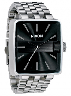 Uhr Nixon Sultan Watch black