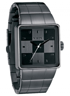 Uhr Nixon Quatro Watch all black