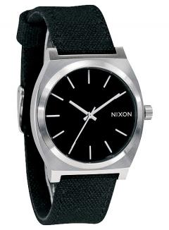 Uhr Nixon Time Teller CANVAS Watch black/canvas