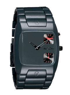 Uhr NIXON BANKS Watch gunship