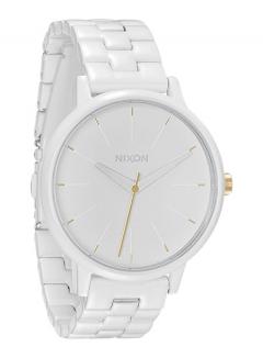 Uhr Nixon Kensington Watch all white/gold