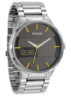 Uhr Nixon Spencer Watch black