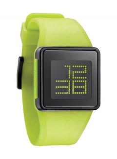 Uhr Nixon Newton DIGITAL Watch lime