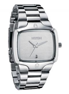 Uhr NIXON PLAYER Watch silver