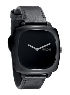 Uhr Nixon Shutter Watch black