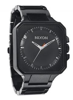 Uhr NIXON PLATFORM Watch all black