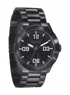 Uhr Nixon Private SS Watch all black
