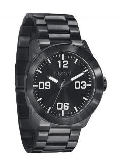 Uhr Nixon Private SS Watch all black