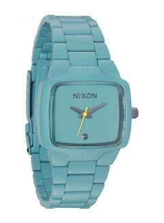 Uhr Nixon Small Player Watch seafoam