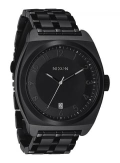 Uhr NIXON MONOPOLY Watch all black
