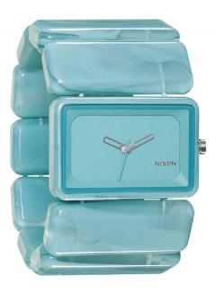 Uhr Nixon Vega Watch seafoam marble