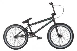 "ARCADE 20"" BMX Bike 2012 matte black"