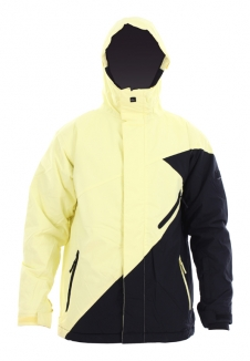 QUIKSILVER ATMOSPHERE YOUTH Jacke 2013 light yellow