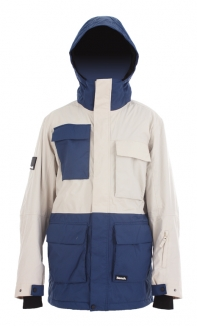 BENCH BLADE BOX Jacke 2012 oatmeal