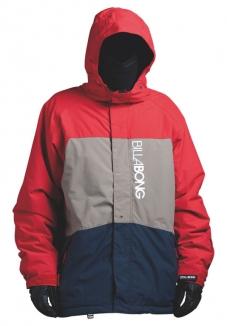 BILLABONG BOLT Jacke 2013 fire red