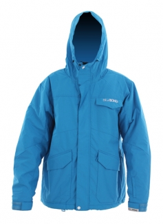 BILLABONG BONZ Jacke 2013 spray blue