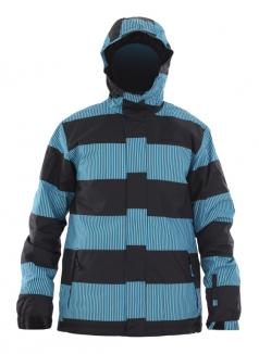 ONEILL BOYS ESCAPE HUBBLE Jacke 2013 blue aop