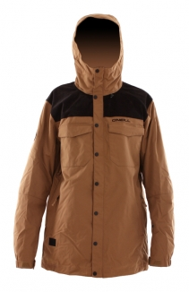 ONEILL FREEDOM BUTTON UP Jacke 2013 tobacco brown