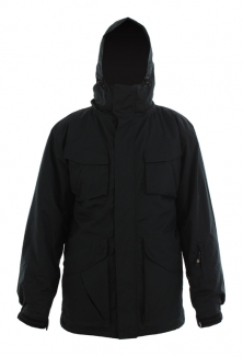 LIGHT CHINCH Jacke 2013 black