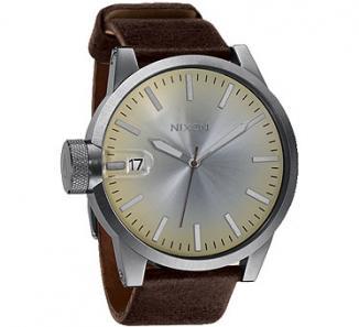 Uhr NIXON CHRONICLE Watch  cream