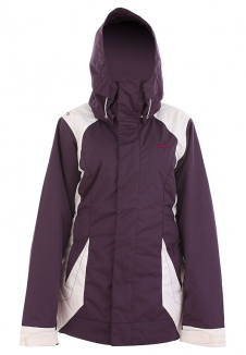 OAKLEY EAVES 2.0 Jacke 2012 purple/white