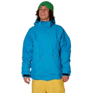 LIGHT NINE Jacke 2012 electric blue
