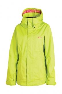 OAKLEY FIT Jacke 2013 lightning green