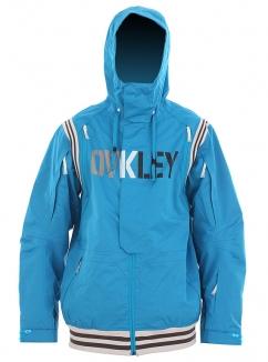 OAKLEY FLARE Jacke 2012 jewel blue