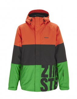 ZIMTSTERN FOLLOWER Jacke 2013 green