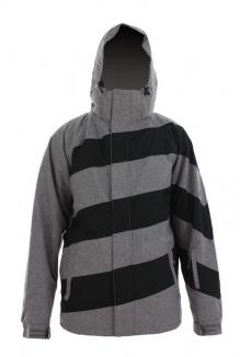 LIGHT FOLSOM 3 Jacke 2013 grey heather/black