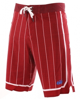 FULL COURT BOARDIE Boardshort 2011 sport red/white