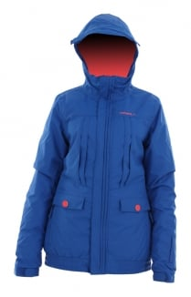 ONEILL GIRLS ESCAPE  HERRINGBONE Jacke 2013 ocean blue