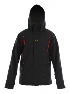 OAKLEY GOODS Jacke 2013 jet black