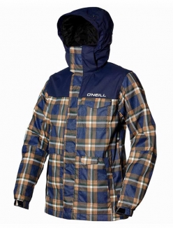 ONEILL ESCAPE GRID Jacke 2013 blue aop/blue