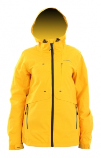 ONEILL EXPLORE HARMONY Jacke 2013 chrome yellow