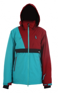 BENCH HERBERT HOOD Jacke 2012 lake blue