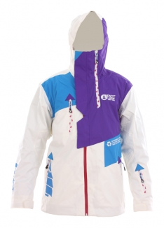 PICTURE INFUSE Jacke 2013 white